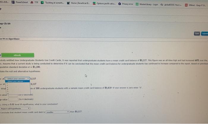 SVO 19 PowerSchool TTP Sucking at someth. W Home Beneficial Options profit calcu... Privacy error Masterbrwy Login globalEDG