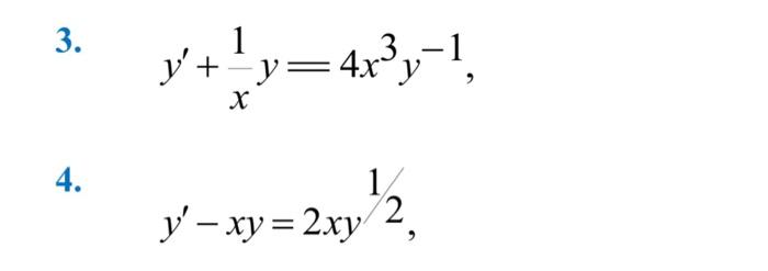 3. y+by=4x3y=1 y – xy = 2xy/2,