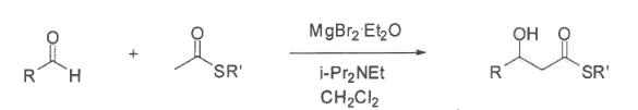 MgBr2 Et20 RH i-Pr2NET CH2C12