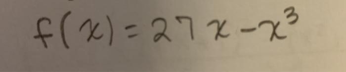 f(x)=276-2²